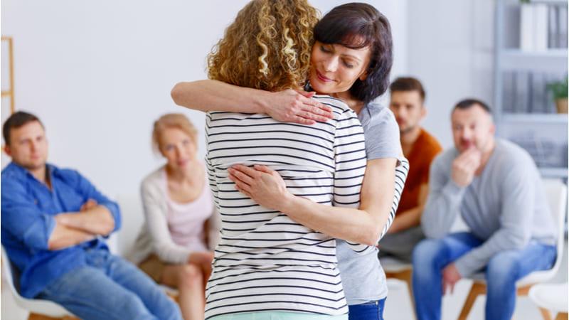 Rol de los grupos de apoyo a pacientes diabéticos y renales