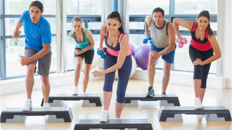 Hacer aeróbicos y fortalecer los músculos prevendría la diabetes