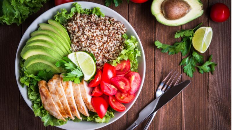 ¿Cómo calcular las porciones de los alimentos?