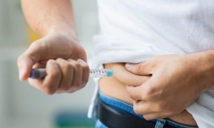 ¿En qué parte del cuerpo inyectar la insulina?