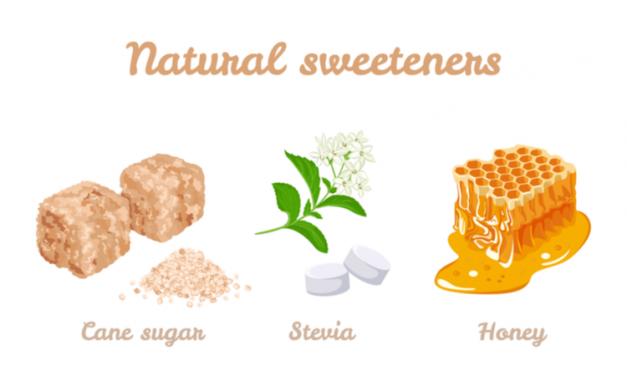 9 endulzantes naturales para sustituir el azúcar