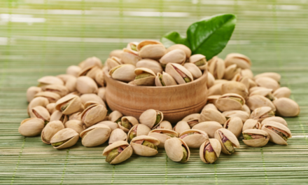 Comer pistachos ayuda a minimizar el aumento de azúcar en sangre