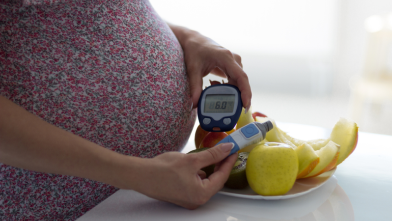 Qué es y por qué se origina la diabetes gestacional